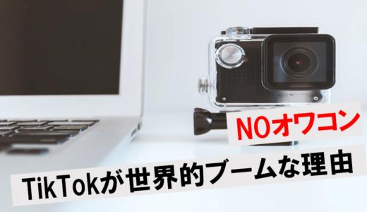 【世界的ブーム】TikTokはオワコンではない!理由をデータやニュースから分析して徹底解説